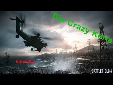 Die Crazy Kerle - Endlich wieder BF-videos / Infovideo
