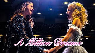 "See My Newest Music Video, ""A Million Dreams"""