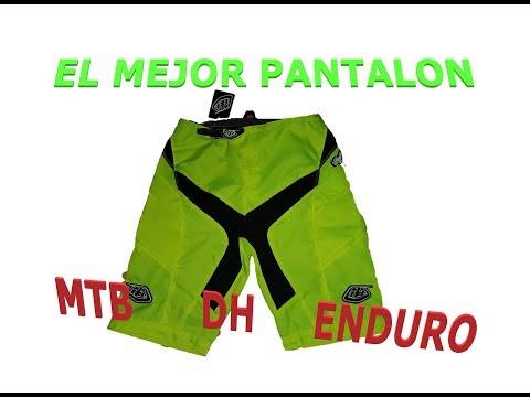 PANTALON MTB TROY LEE | DESCENSO y ENDURO | ALIEXPRESS