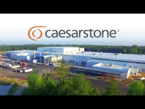 A Look at the New U.S. Caesarstone Manufacturing Plant