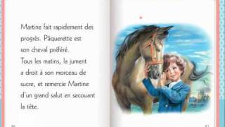 Livre multimédia Full Version : Martine monte à cheval