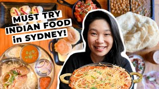 11 MUST TRY INDIAN DISHES At SYDNEYs BEST INDIAN RESTAURANTS! INCREDIBLE INDIAN STREET FOOD TOUR!