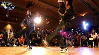 Chicago Footworking & Detroit Jitting | Breakin The Law 8 | STRIFE.TV
