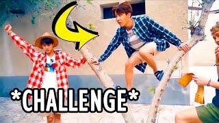 """[BTS] """"You Laugh = You Lose"""" Challenge 😆"""