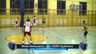 preview picture of video 'Młodzi Samarytanie - KDRK Spytkowice | Podhalańska Liga Futsalu | 30.11.2013'