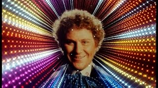 Sixth Doctor Titles - Trial Of A Time Lord Version (1986)