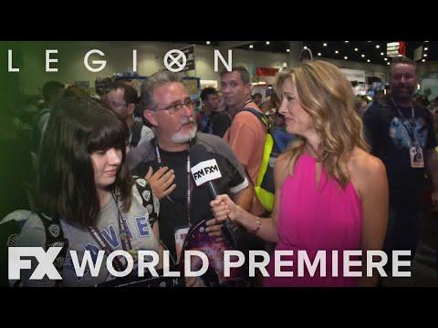 Legion | Season 1: World Premiere SDCC 2017 | FX