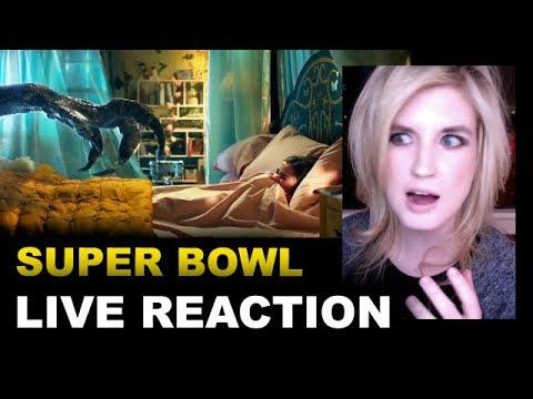 Jurassic World 2 Trailer 2 REACTION - Super Bowl