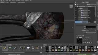 Mudbox Top Tip: Painting A Specular Map For Your Game Assets