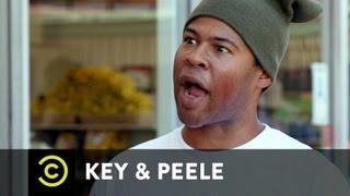 Key & Peele - Fronthand Backhand