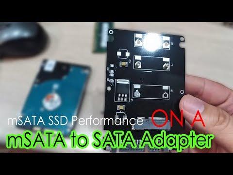 mSATA to SATA Adapter