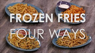 Frozen Fries 4 Ways   The Rachael Ray Show Recipes