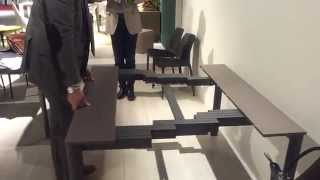 STÓŁ BONTEMPI ETICO PLUS - z małego stolika stół na 12 osób !