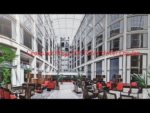 Leonardo royal London St Pauls Hotel 2019