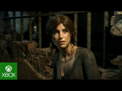 Rise of the Tomb Raider - E3 Gameplay Reveal thumbnail