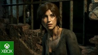 Rise of the Tomb Raider - E3 Gameplay Reveal
