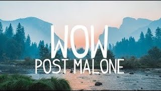 Post Malone   Wow. (Clean   Lyrics   1 Hour)