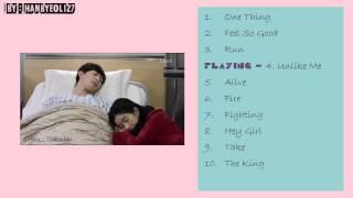 Moorim School OST. (One Thing, Alive, Hey Girl, Feel so good, Run & More)