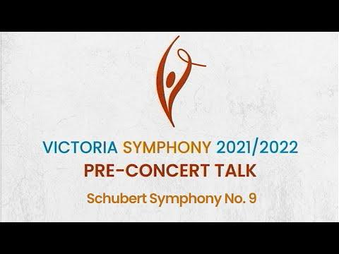 Pre-Concert Talk: Schubert Symphony No. 9 – Kluxen's Return