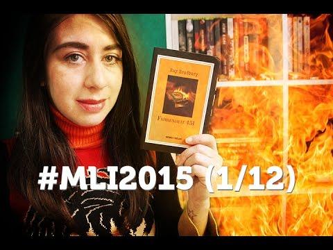 Fahrenheit 451 de Ray Bradbury [#MLI2015 | 1\12]