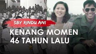 SBY Rindukan Ani Yudhoyono, Kenang Momen 46 Tahun Lalu, AHY Terharu Melihat Sosok 'Memo'