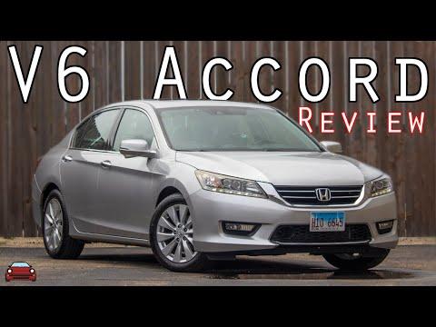 2014 Honda Accord V6 Touring Review - A K-Tuned Super Sedan!