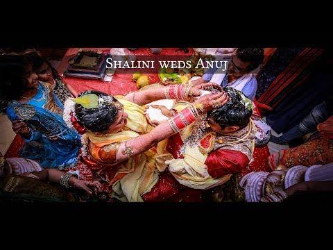 Shalini weds Anuj | Indian Wedding Teaser | apurbclicks