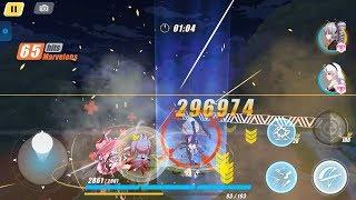 Honkai Impact 3(崩壊3rd) - Urgent Mission 27 - Kallen