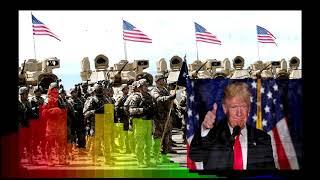 США УХОДИТ ИЗ СИРИИ/ТРАМП ВЫВОДИТ ВОЙСКА ИЗ СИРИИ