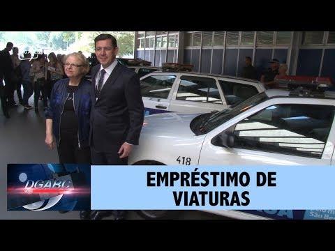 Prefeitura de São Bernardo realiza empréstimo de dez viaturas para GCM de Mauá