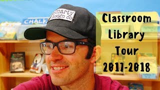 Classroom Library Tour 2017-2018