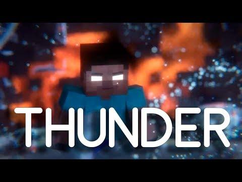 imagine Dragons - Thunder   minecraft   v.2