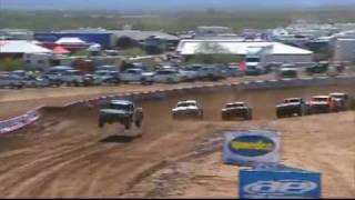 <b>Lucas Oil Off Road Racing</b>  2011  Round 4  Pro 4 Unlimited & Pro 2 Unlimited