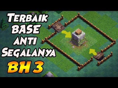 INI DIA BASE BH 3 ANTI SEGALANYA! MAKNYOS ASLI - Clash Of Clans Mp3