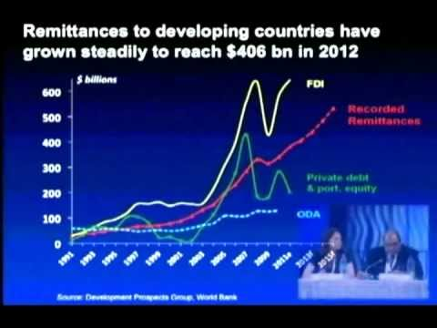 GFMD 2012 - Comments by the World Bank