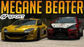 Gran Turismo Sport: Quest to Beat The Megane