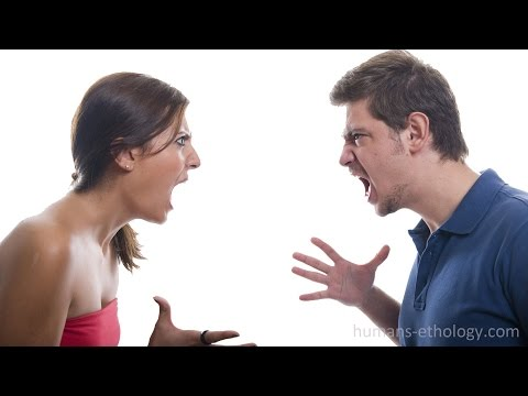 Поведение женщины при разводе
