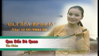 [Karaoke] Qua Bến Đò Quan - Tân Nhàn (Beat HD)