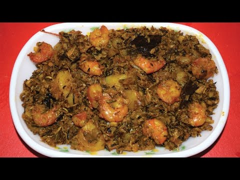 Mocha Chingri – Popular Traditional Bengali Recipe Chingri Mach Diye Mochar Ghonto