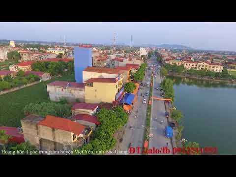 Toàn cảnh huyện Việt Yên, Bắc Giang