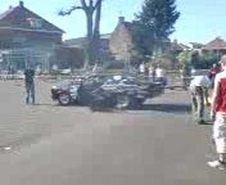 gennep on wheels 2007 burn