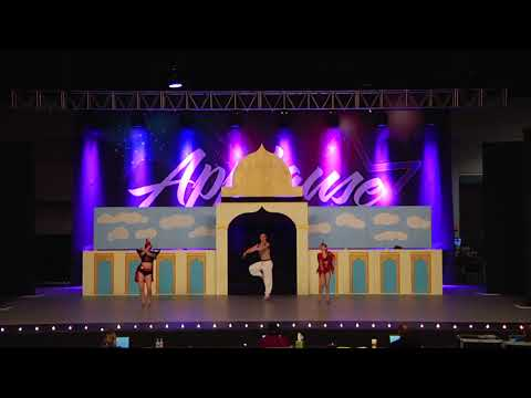 IDA People's Choice // Aladdin - The Pointe Dance Studio [Kansas City, KS] 2018