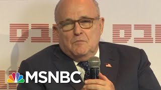 Mika Brzezinski Reacts To Rudy Giuliani's Comments: We Need To Step Up | Morning Joe | MSNBC