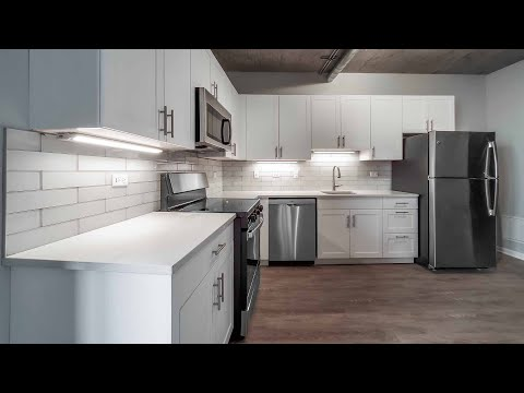 A studio apartment #404a above Target at Lakeview 3200