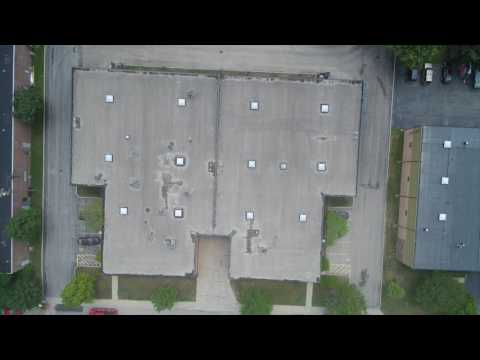 This is a before/after video of a re-roof using 45mil TPO in Schaumburg, IL.  Call or contact us today for a free estimate on all your commercial roofing needs.