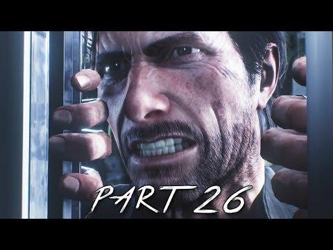 THE EVIL WITHIN 2 Walkthrough Gameplay Part 26 - Myra (PS4 Pro)