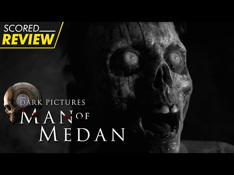 The Dark Pictures: Man of Medan – SCORED REVIEW | Aquatic Claustrophobia and Gold! video thumbnail