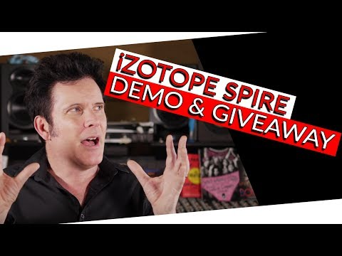 Recording a Song with the iZotope Spire (Giveaway) - Warren Huart