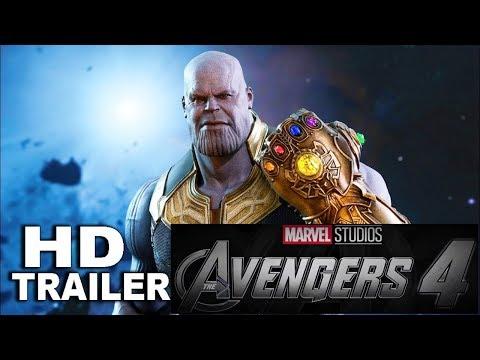 Avengers 4 (2019) Teaser Trailer #3 - Infinity War PART TWO - Captain Marvel Movie Concept 2