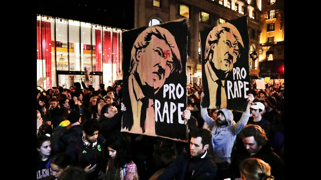 Protesting Trump Still Legal thumbnail